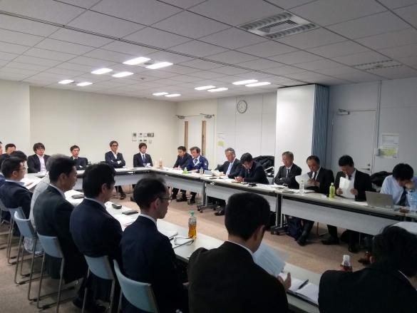 General meeting of the Japanese Seriola Initiative (JSI) in Fukuoka on March 14