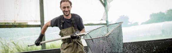 Aquaponics with Antonio Paladino - Aqua Culture